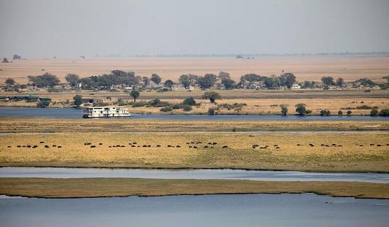 Zambezi Queen 3E