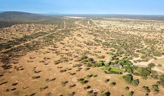 Okonjima Bush Camp