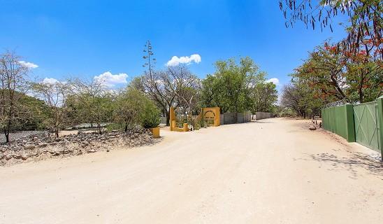 Kavango River Lodge