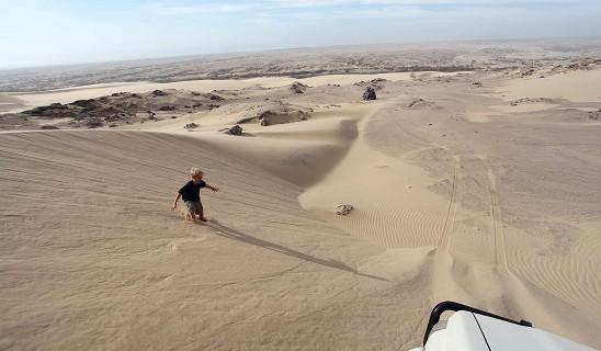 Kunene Dunes Bivouac