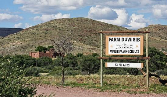 Duwisib Guest Farm