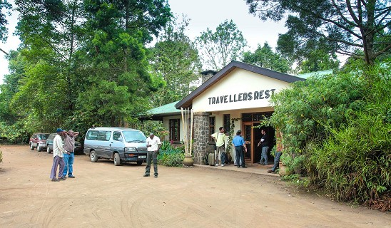 Kisoro Travellers Rest