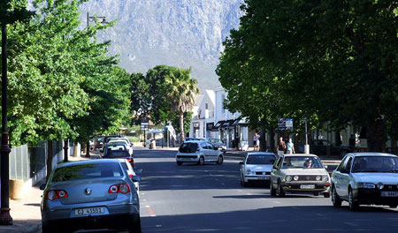 franschhoek office